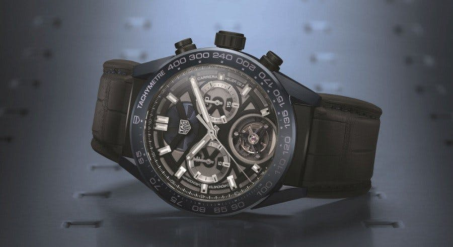 TAG Heuer Carrera Tourbillon Chronograph