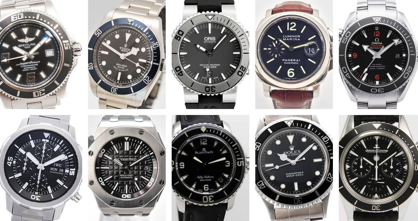 2f0cb55b5f33 Top 10 relojes de buceo