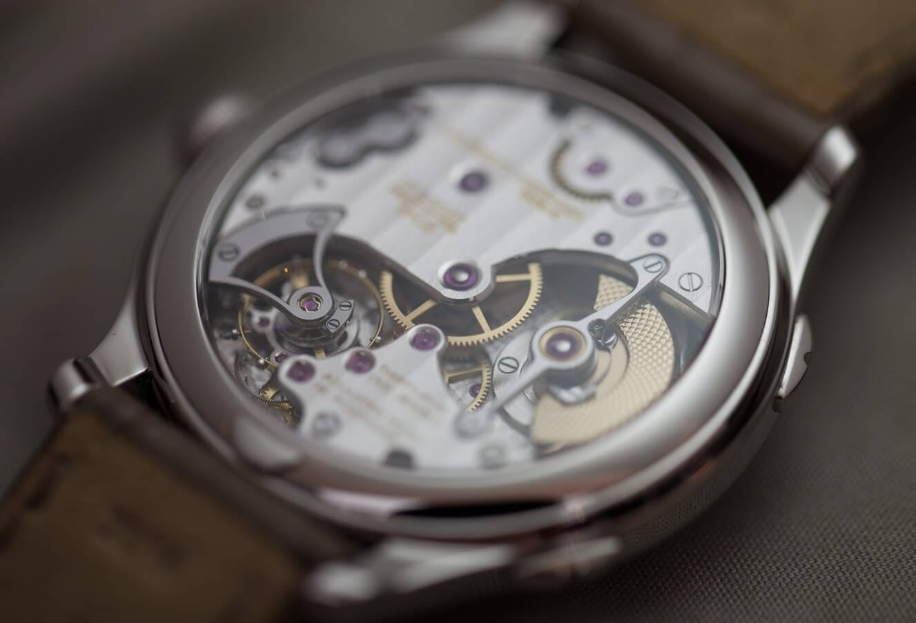 Laurent Ferrier Movement, Photo : Bert Buijsrogge