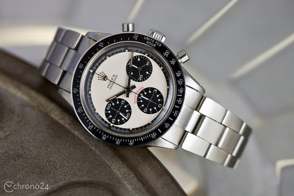 Rolex Daytona 'Paul Newman', Photo : © Bert Buijsrogge