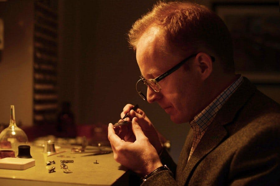 A Watchmaker Who Actually Makes Watches, Image: Roger Smith
