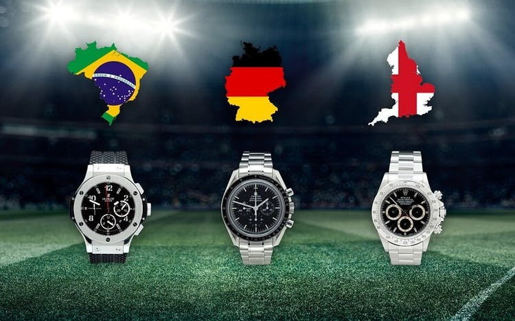 Watches and Soccer Fun Facts