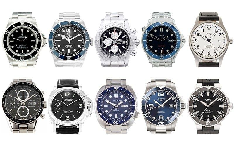 337198149bca ... los relojes deportivos estaban reservados para los fines de semana y  los pilotos de coches de carreras. Claro