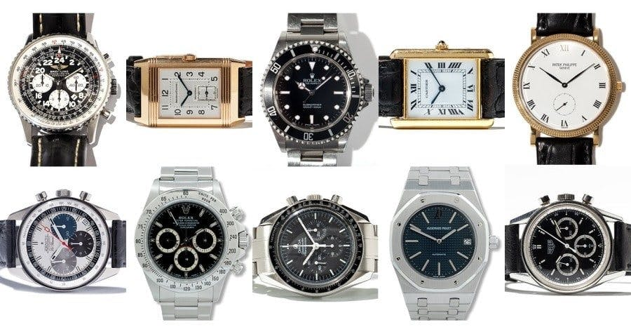 rivenditore di vendita 499f9 b4a96 La top 10 degli orologi: i marchi leggendari
