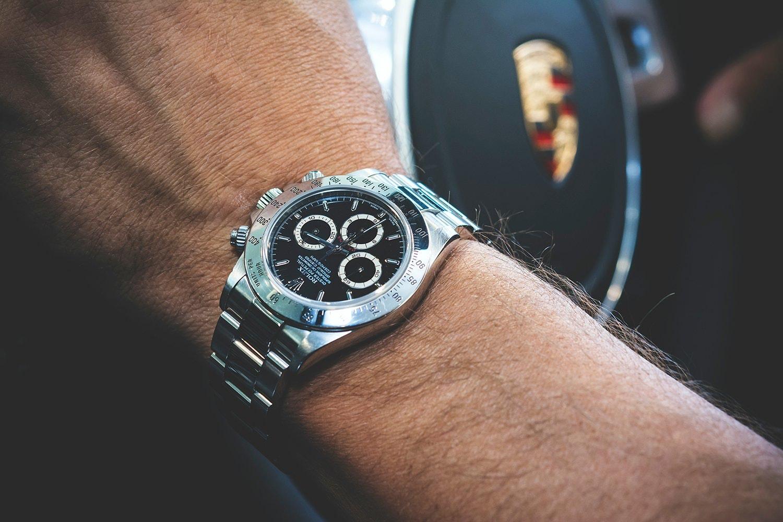 Rolex, a Porsche on your Wrist