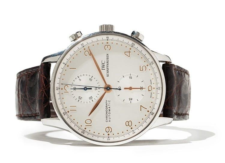 IWC Portuguese Chronograph 3714