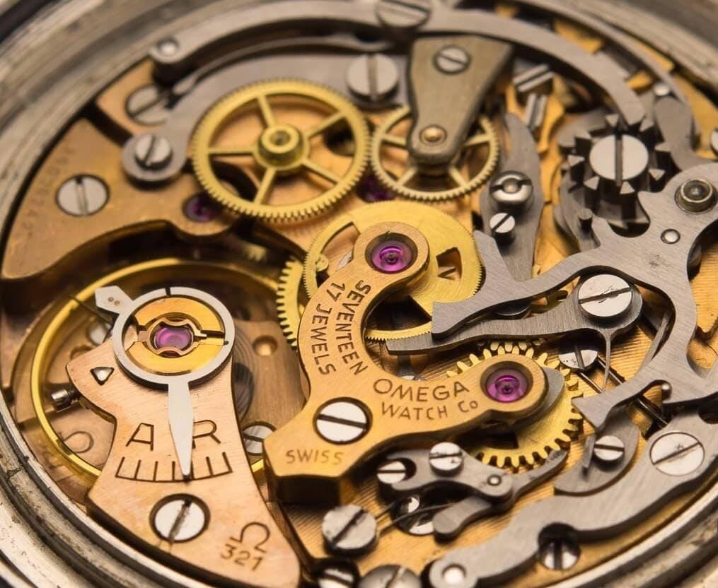 Omega Uhrwerk 321
