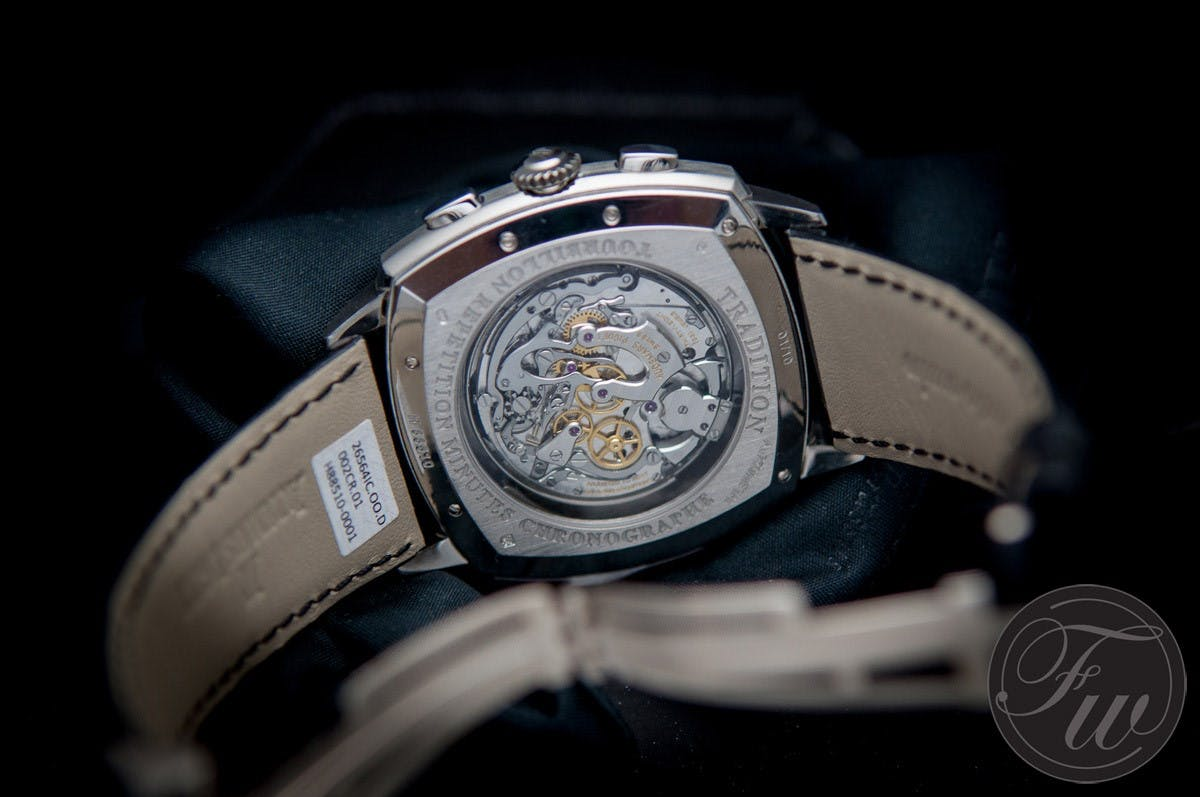 Audemars Piguet Grand Complication movement