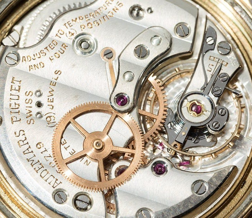 Audemars Piguet Watch Movement