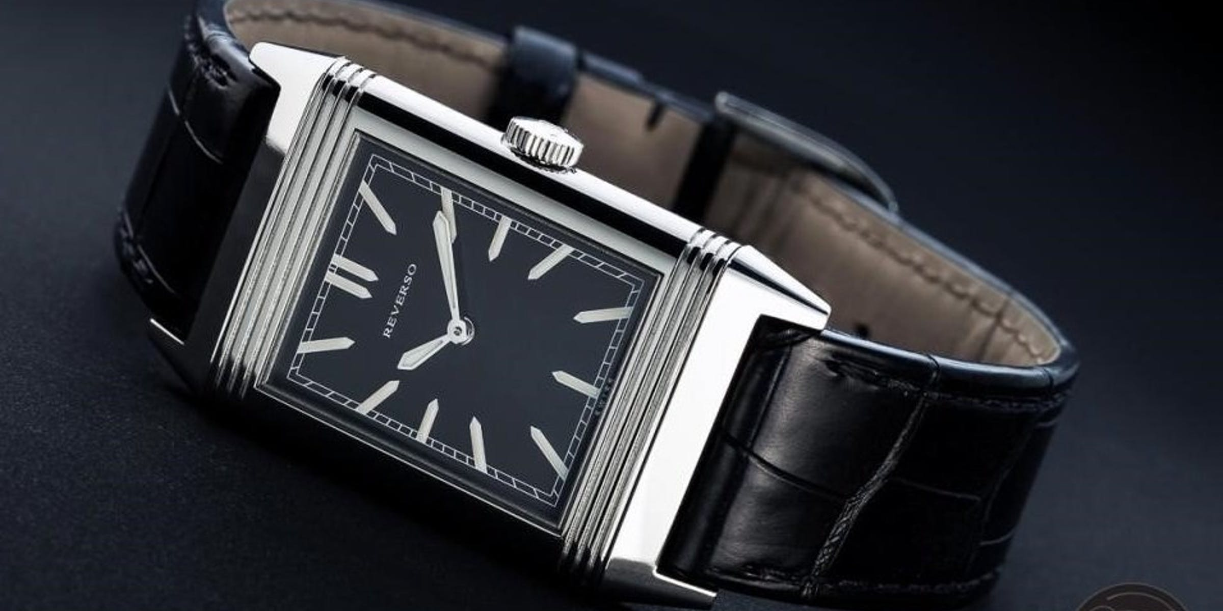 Jaeger-Lecoultre Grande Reverso Ultra-Thin Tribute to 1931