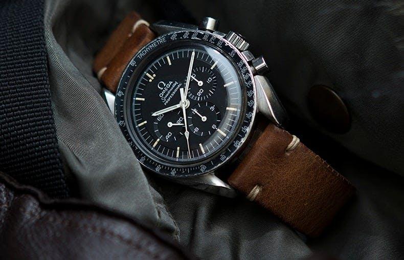 Legendary Watches Omega Speedmaster Professional Moonwatch