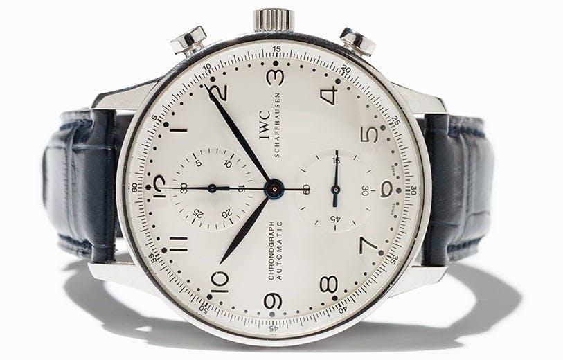 IWC Portuguese Chronograph Ref. 3714