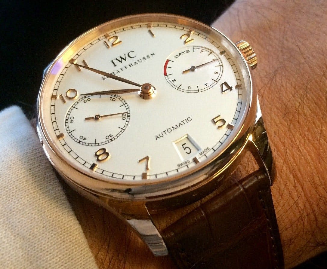6cd966b3ba2 Legendary Watch Brands  IWC Schaffhausen