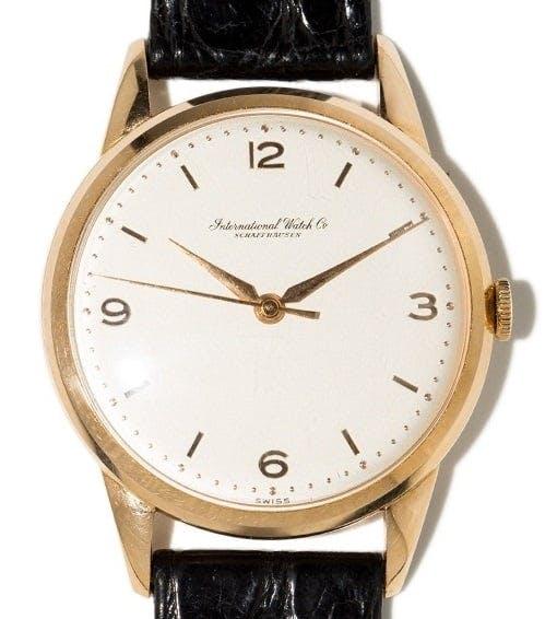IWC Schaffhausen vintage watch