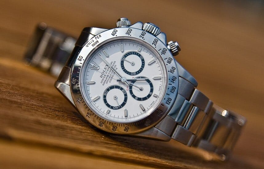 Rolex Daytona Zenith Movement