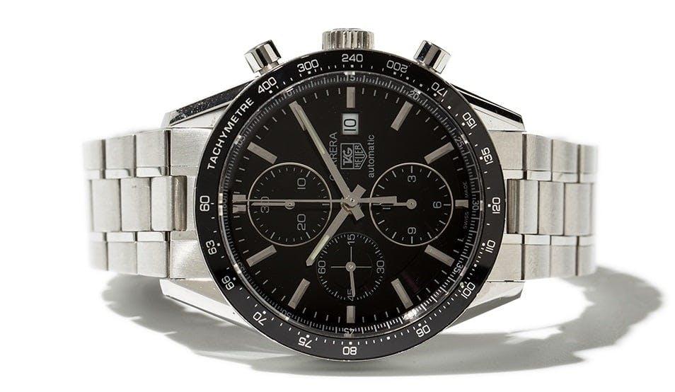 Tag Heuer Carrera Chronograph, Image: Auctionata