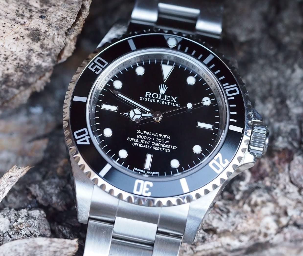 Legendary Watches Rolex Submariner