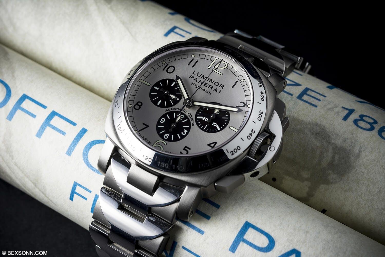 Panerai Flyback Chronograph