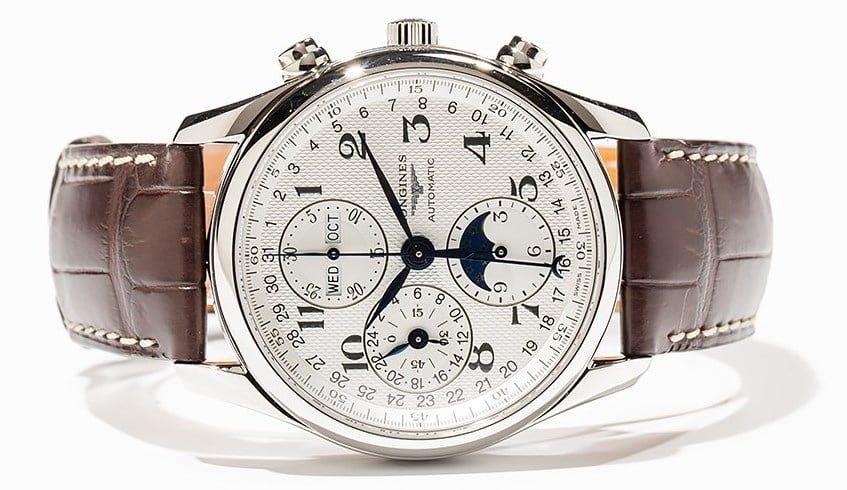 Longines Master Chronograph