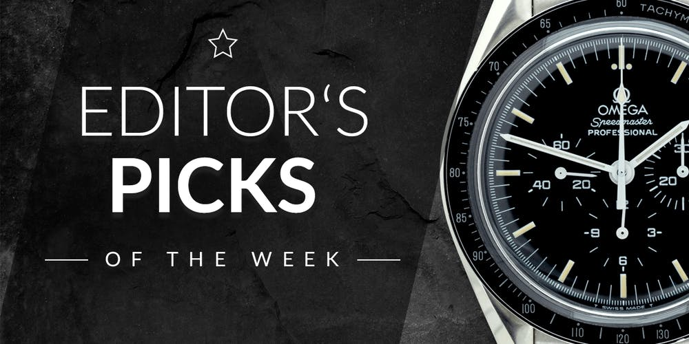 Chrono24 Editor's Picks Omega Speedmaster Teaser