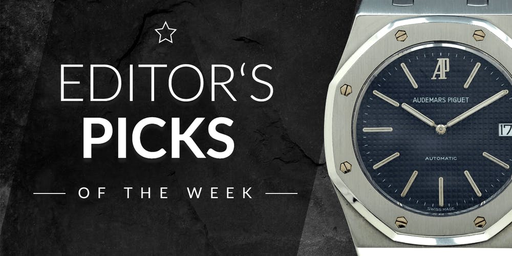 Editor's Picks of the Week