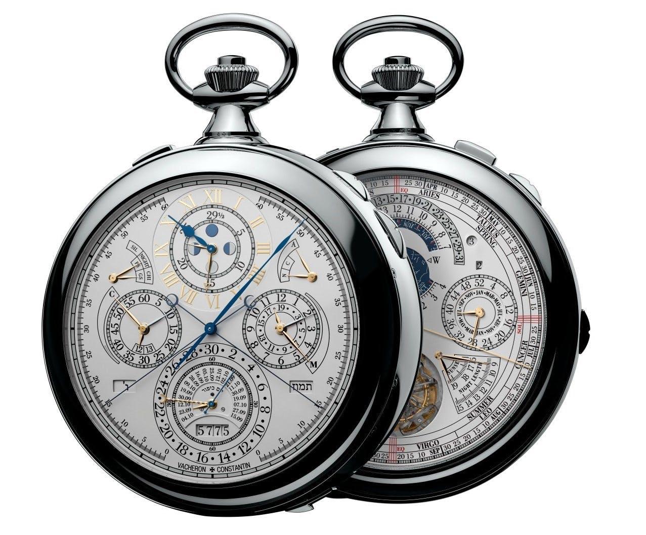 Vacheron Constantin 57260 Die komplizierteste Taschenuhr