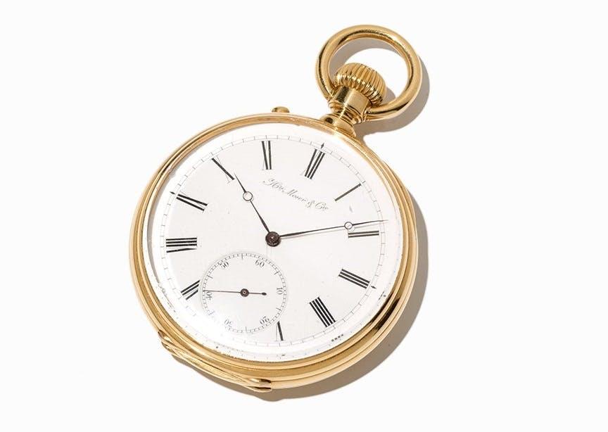 H. Moser & Cie pocketwatch