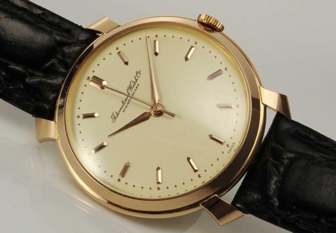 Schaffhausen Uhr