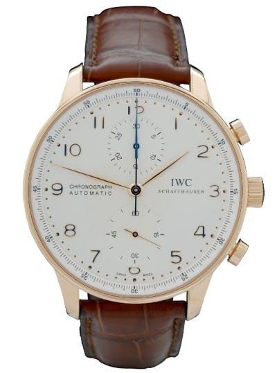 IWC Schaffhausen Portugieser Chronograph 3714