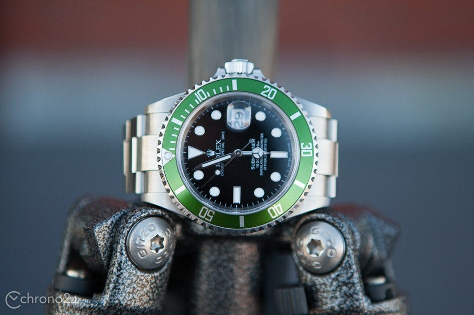 Rolex Submariner 'Kermit'