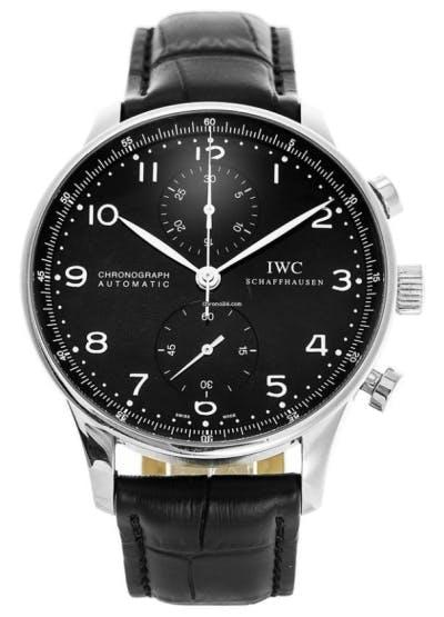 IWC Schaffhausen Portugieser Chronograph