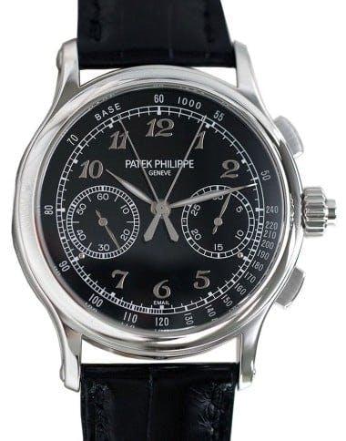 Patek Philippe 5370 Rattrapante Chronograph