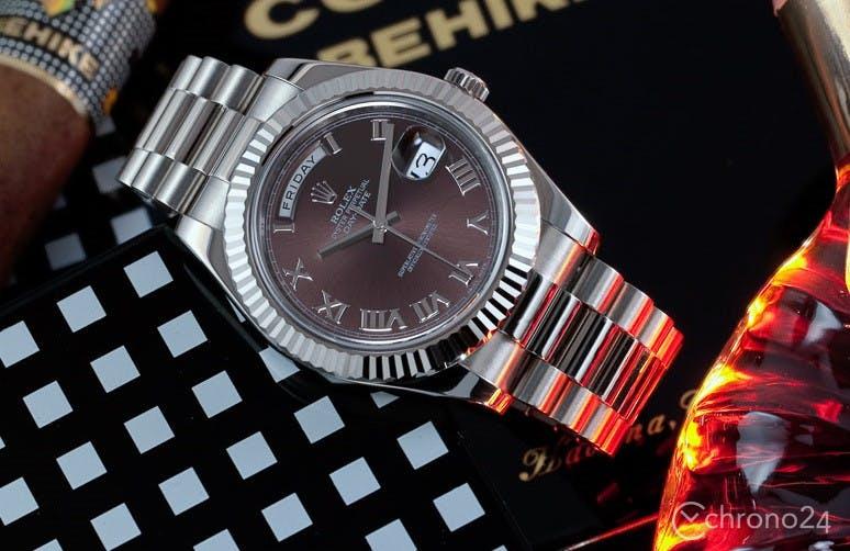 Rolex Day Date Bild Bert Buijsrogge