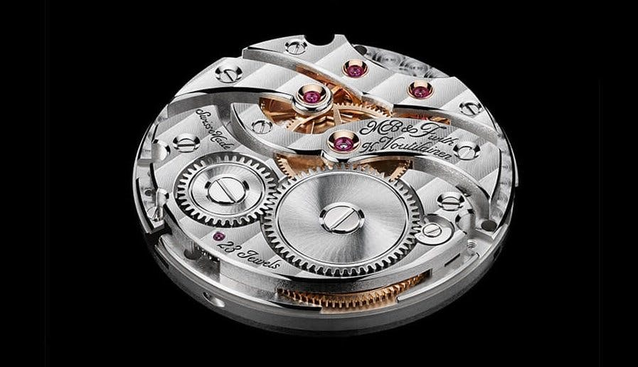 MB&F LM101 movement
