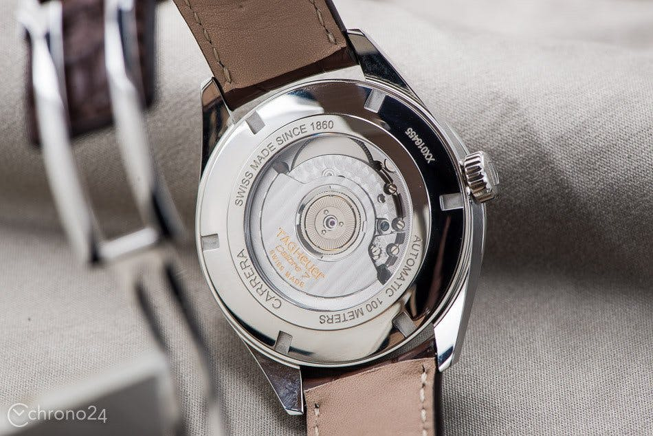 Tag Heuer Calibre 7 ETA-based movement