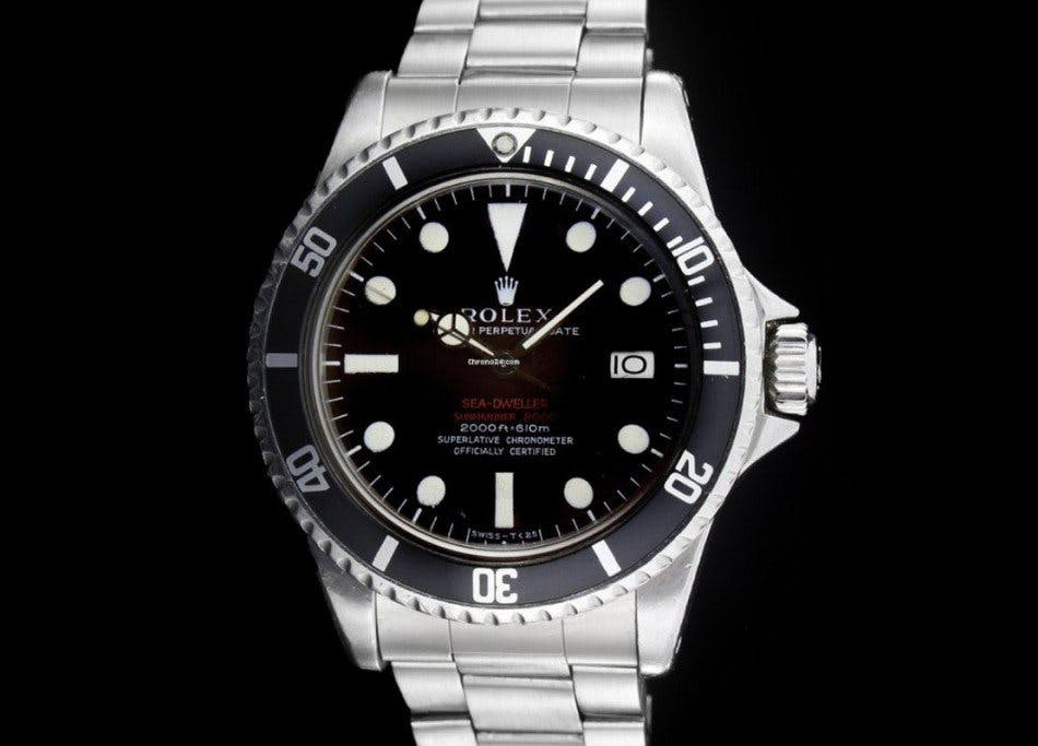 Rolex Sea-Dweller Double Red