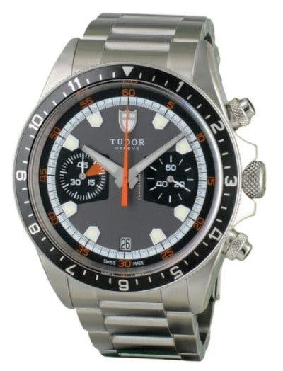 Tudor Heritage Chronograph with ETA2892 base movement