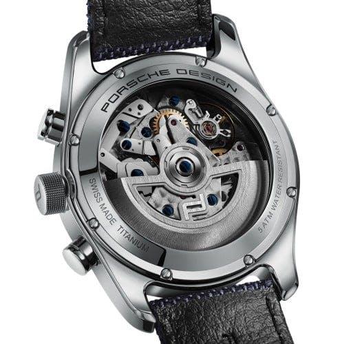 Porsche Design Chronotimer Uhrwerk, Bild: Porsche Design