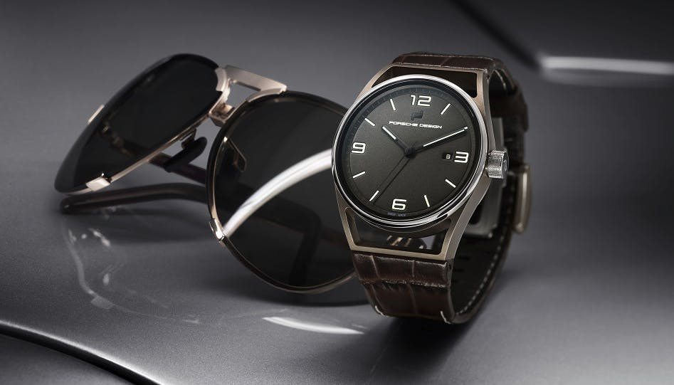 Porsche Design 1919 Datetimer Eternity Brown Alligator Leather, Bild: Porsche Design