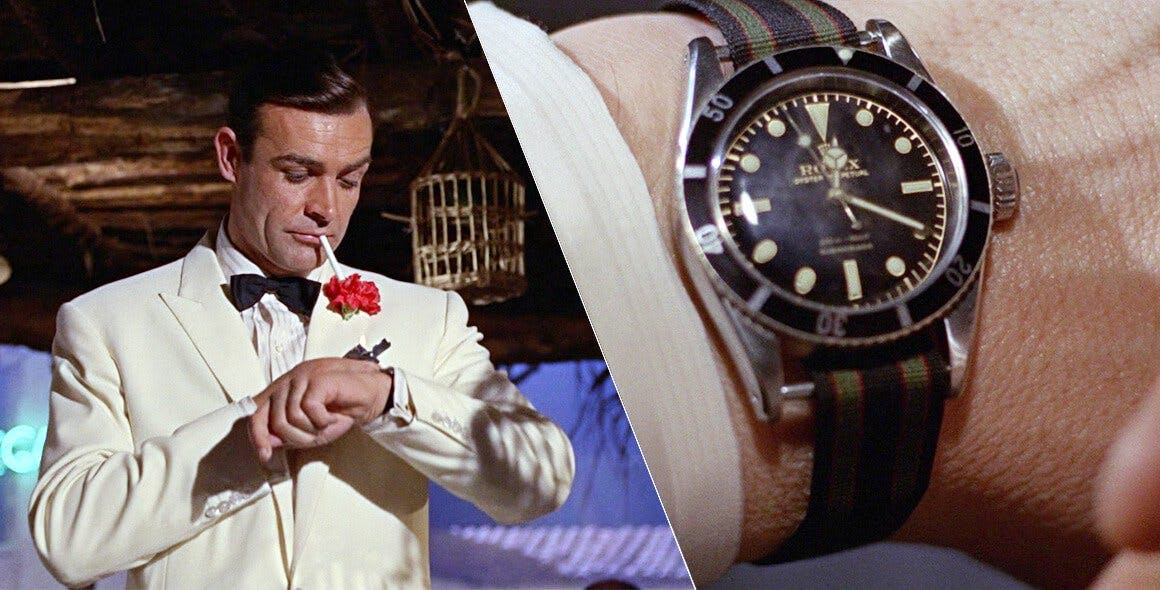 James Bond Watches – From Rolex To Omega And Beyond