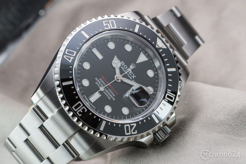 Neue Rolex Sea-Dweller 2017