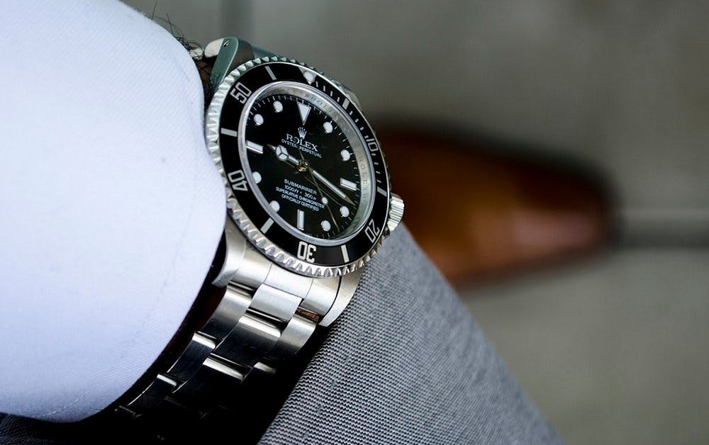 Rolex Submariner, Image: Christopher Beccan