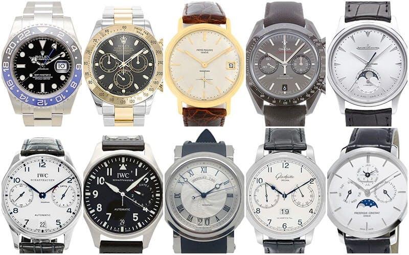 Top 10 Watches Under 10 000 Euros