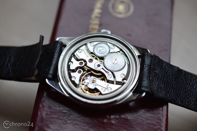 Vintage IWC Movement