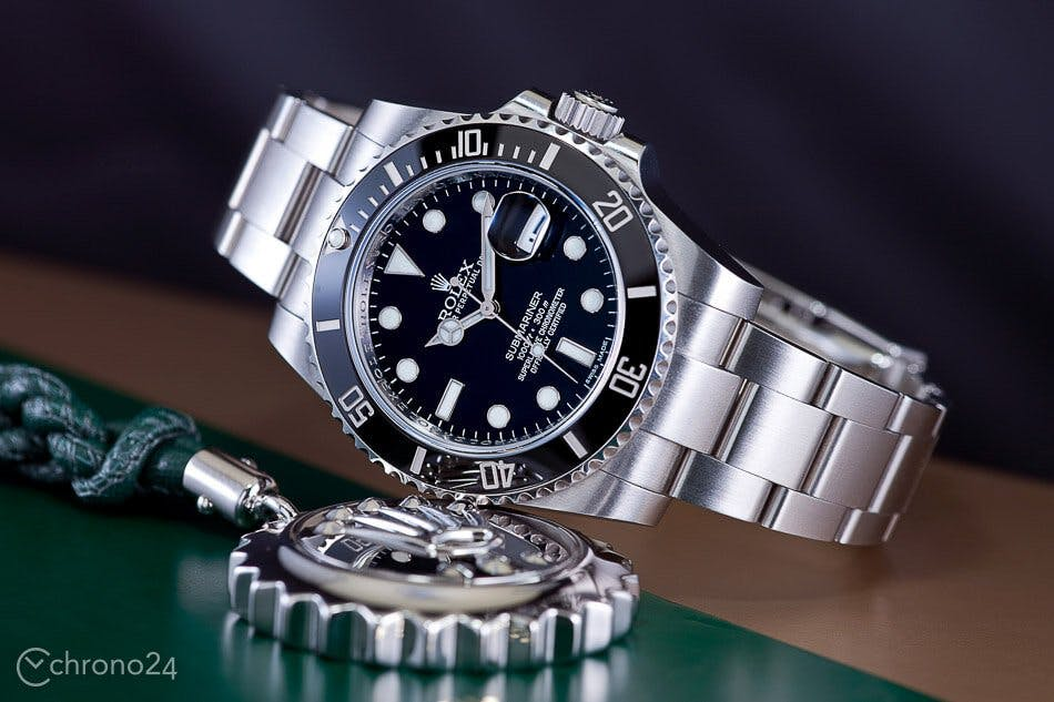 9ce03a2e23d Understanding the Rolex Submariner in 60 seconds