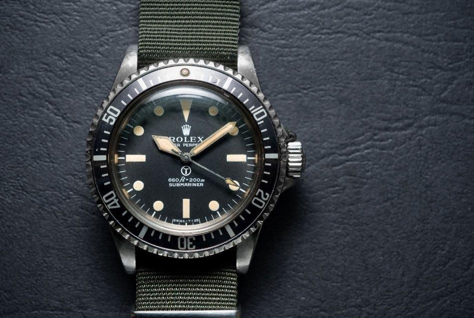 03c0c5002e3 Todo lo que necesita saber sobre el Rolex Submariner en 60 segundos
