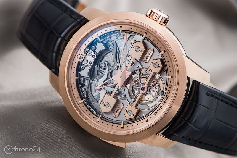 Girard Perregaux Tourbillon Minute Repeater-min