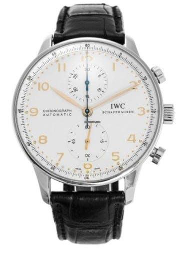 IWC Schaffhausen Portuguese Chronograph 3714