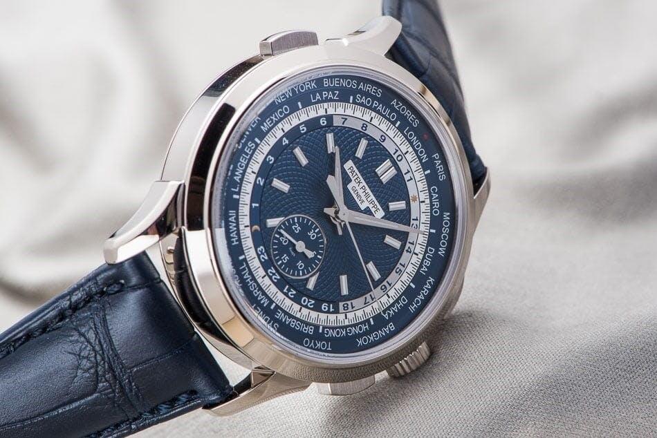 Patek Philippe Chronograph Worldtimer 5930G