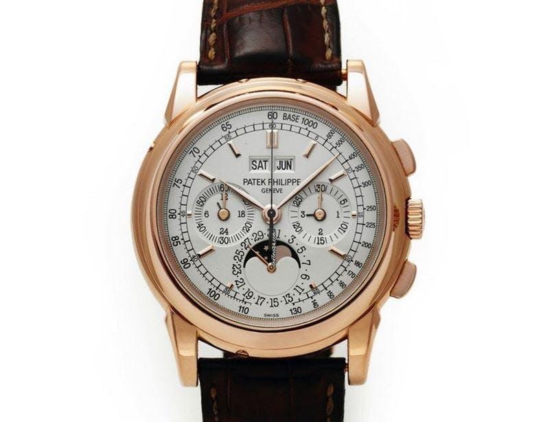 Patek Philippe Perpetual Calendar Chronograph 5970